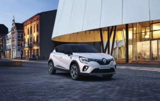 Renault Captur l'hybride rechargeable version 2020 : il arrive!