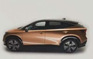 Nissan Ariya : le Qashqai décliné en version électrique
